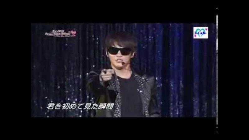 チュウォン 주원 Joo Won ハニー 허니 Honey @20140111 in Tokyo