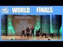 Identity - New Zealand (Silver Medaist/Adult) @ HHI's 2013 World Hip Hop Dance Championship Finals