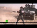 США отправили военных ближе к линии фронта борьбы с ИГ в западном Мосуле