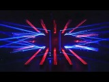China first naked eye 3D lighting art show