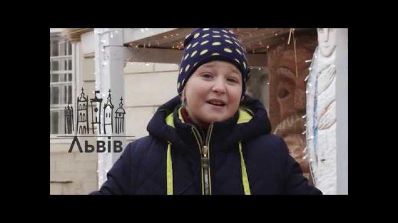 Діти з різних куточків України вітають наших захисників з Різдвом Христовим