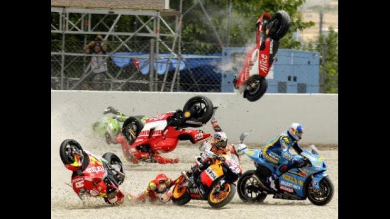 MotoGP Crash Compilation (VIDEO 2)