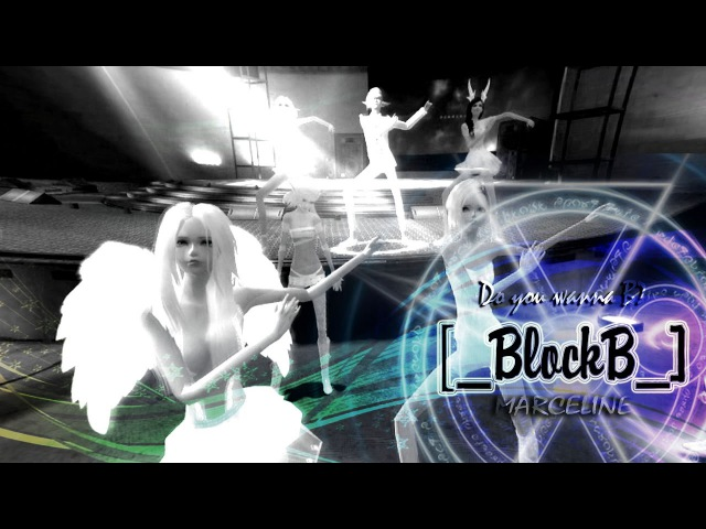 мᴀʀcᴇʟɪɴᴇ | Клан BlockB | Альт | Пара Па