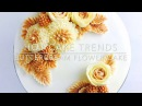 HOT CAKE TRENDS Buttercream New Year's Eve party cake - How to make by Olga Zaytseva