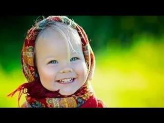 Дети о России о Русской Земле ! Потому что Русский я по духу! Патриотическое вос ...