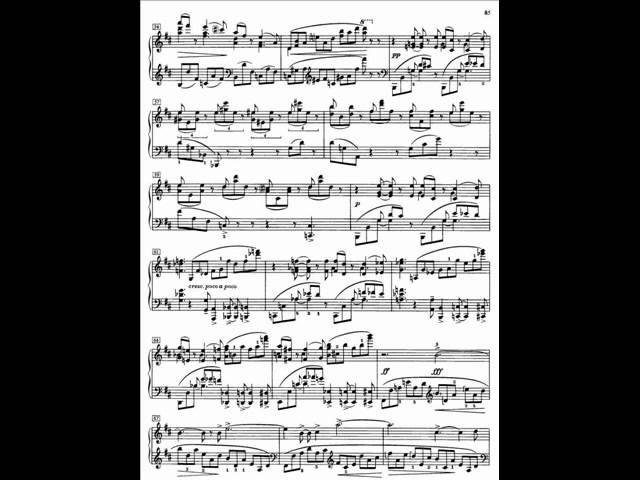 Pletnev plays Scriabin Sonata no.4 in F sharp major, Op.30