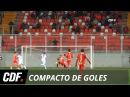 Cobreloa 3 - 0 Dep. La Serena | Octavos de Final ida | Copa Chile 2016 MTS