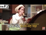 THE K2 Ramyun scene BTS and CPR BTS Engsub