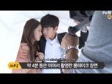 EngSub YoonA &amp Ji Chang Wook - THE K2 Ep 9&amp10 Kissing Scene BTS