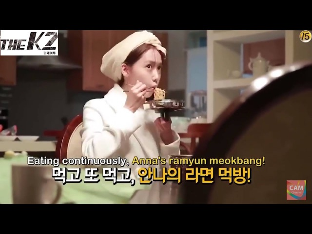 THE K2 Ramyun scene BTS and CPR BTS [Engsub]