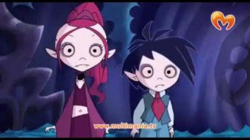 Школа вампиров 4 сезон 5 серия Родственные души
