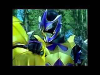 Power Rangers Mystic Force Chip Tribute When Lightning Strikes Again