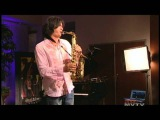 Sax Man Warren Hill Performs on Gary &amp Kelly
