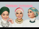 TURBAN TUTORIALS