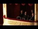 Путин посетил спектакль «Последняя жертва» в Малом театре 23.03.2017