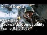 Call of Duty 2 Xbox 360 vs Xbox One Backwards Compatibility Frame Rate Test