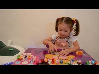 Открываем Принцессы Дисней, Киндер Джой, Ангри бердс / Disney Princess, Kinder Joy toys, Angry Birds