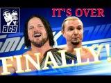 AJ Styles vs James Ellsworth FULL MATCH - WWE Smackdown 20 December 2016 Full HD