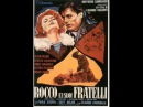 Nino Rota Rocco Ei Suoi Fratelli ニーノ・ロータ 若者のすべて