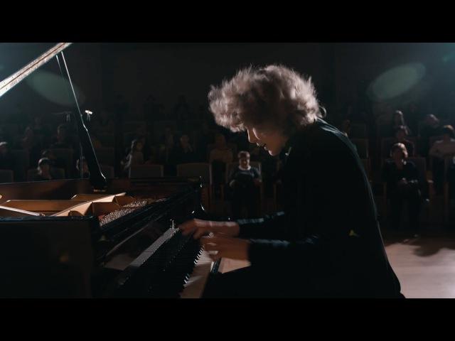 Иван Бессонов(14 лет) Ivan Bessonov Chopin - Etude Op. 10, No. 4 Шопен этюд 4