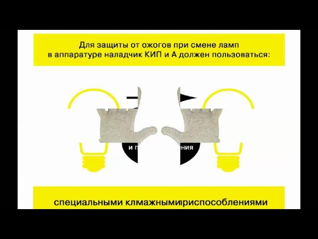 Видеоинструктаж по охране труда Наладчик КИП и А смотреть онлайн без регистрации