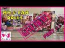 Конкурс ГИВЭВЕЙ Куклы Монстер Хай и Эвер Афтер Хай #1 GIVEAWAY Monster High & Ever After High dolls