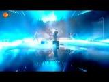 Scorpions и Tarja Turunen - The Good Die Young - на German TV 2010