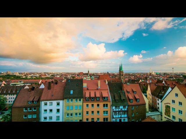 Nürnberg in 4k! Germany's Prettiest City?