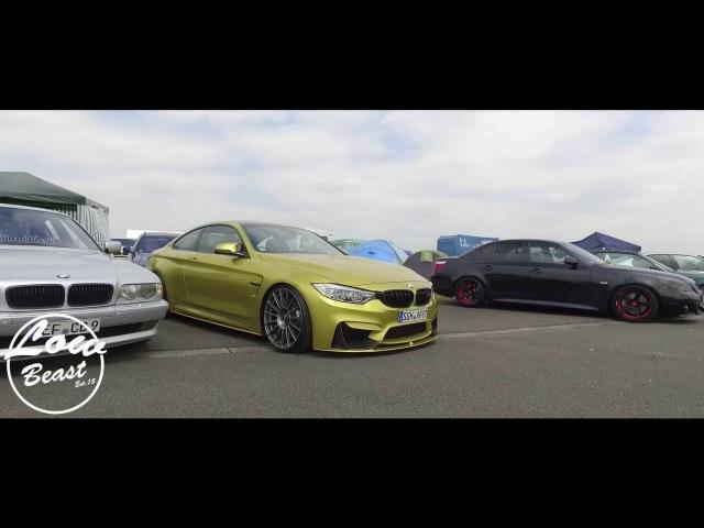 BMW Syndikat Asphaltfieber 2016 LowBeast