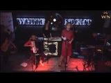 Prostogroove и Мария Конных - Diferente (Gotan Project cover, live)