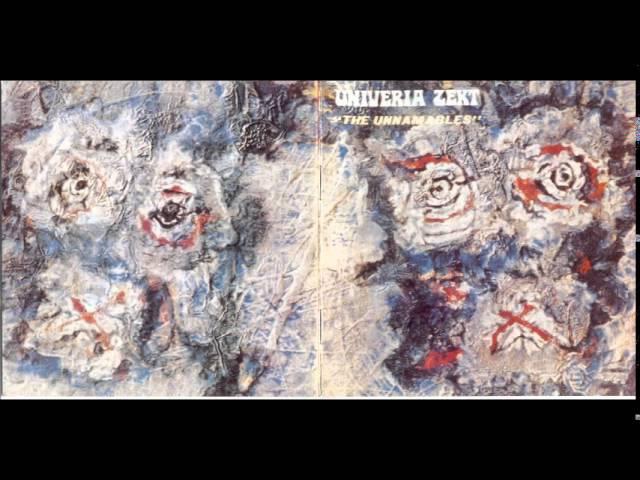 Univeria Zekt - The Unnamables [Full Album, 1972]