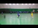 Чистополье-Багерово 4-4 Факел /1-тайм/, 2 тур Ночная Лига 2017