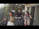 Sia - Cheap Thrills (Vidya Cover) (ft. Shankar Tucker Akshaya Tucker)