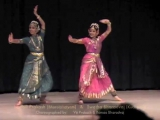 Pushpanjali - Swetha Bharadvaj (Kuchipudi)  Mythili Prakash (Bharatanatyam) - A Duet