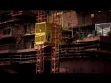 Стройтрансгаз нефтяная платформа ЛСП-1 на Каспии