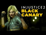 Injustice 2 (2017) | Black Canary/Черная Канарейка