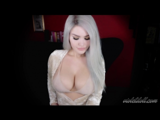 Violet Doll Tits and Nails
