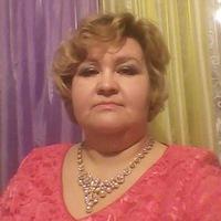 Анкета Дарья Виноградова