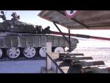 Танковые экипажи из Воронежской и Московской области готовятся к Танковому биатлону АРМИ-2017.
