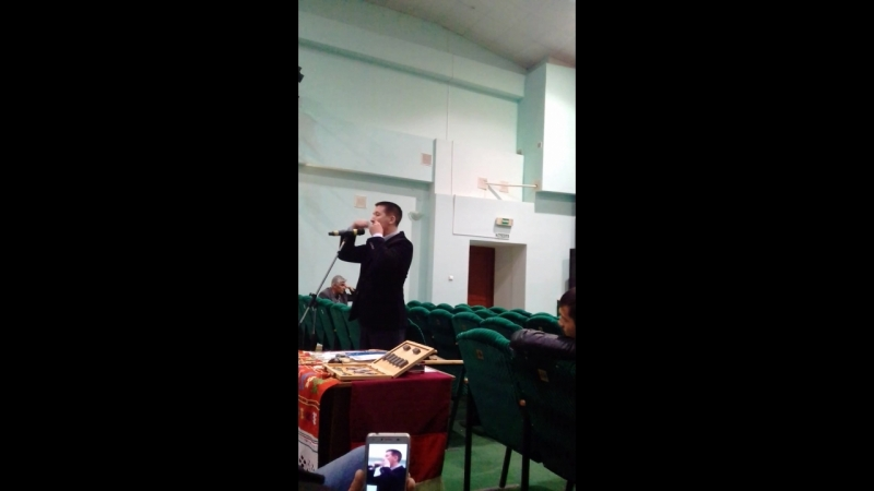 Виртуоз кубызист Миндигафур Зайнетдинов