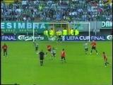 11 лет назад ЦСКА принес первый трофей России. Финал Кубка УЕФА 2005 года Спортинг- ЦСКА 1 - 3 (обзор 26 минут)