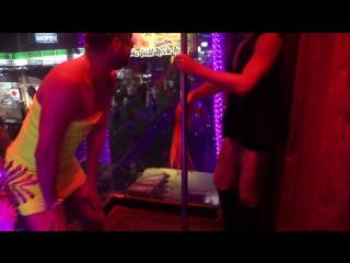Алекс Лесли и Андрей Покер в Новый Год