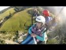 Полет с горы Гемба Боржава Карпаты 28 08 2016 GOPR4121