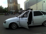 Decent Sound Lada Priora (9Мая г.Сумы.ТРЦ Лавина)