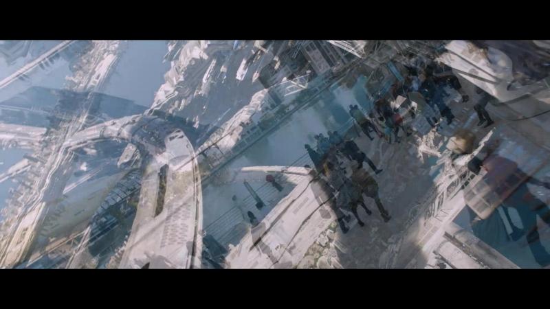 Стартрек: Бесконечность -- Трейлер №3 (дублированный)