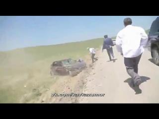 Страшная авария на Свадьбе - [Веселые Кавказцы]