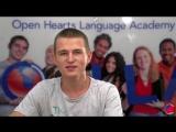 Serhii Omelianenko Ukraine OHLA образование в США