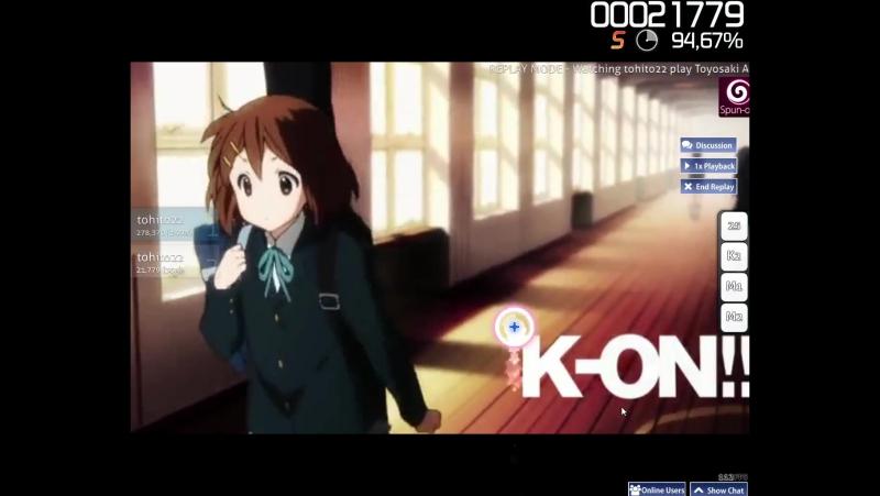 Toyasaki Aki - GO! GO! MANIAC (TV Size) by tohito22
