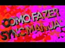 [TUTORIAL DORGAS] Como fazer SYNC MANUAL - AFTER EFFECTS