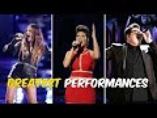 WINNERS BEST Performances | The Voice USA (Seasons 1-10)